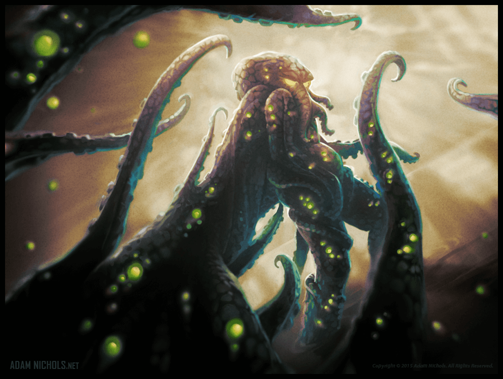 Call of Cthulhu Artwork
