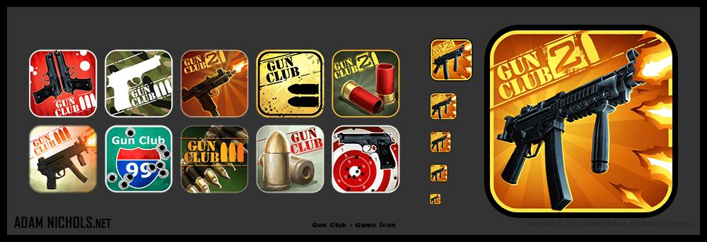 Gun Club 2 Artwork