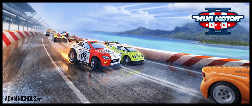 Mini Motor Racing 2 Feature Artwork