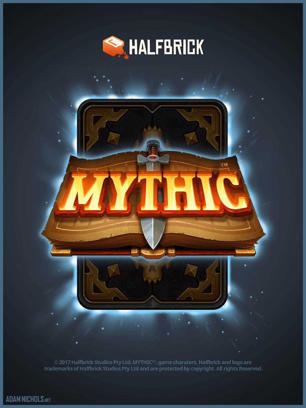 Mythic - Loading Screen