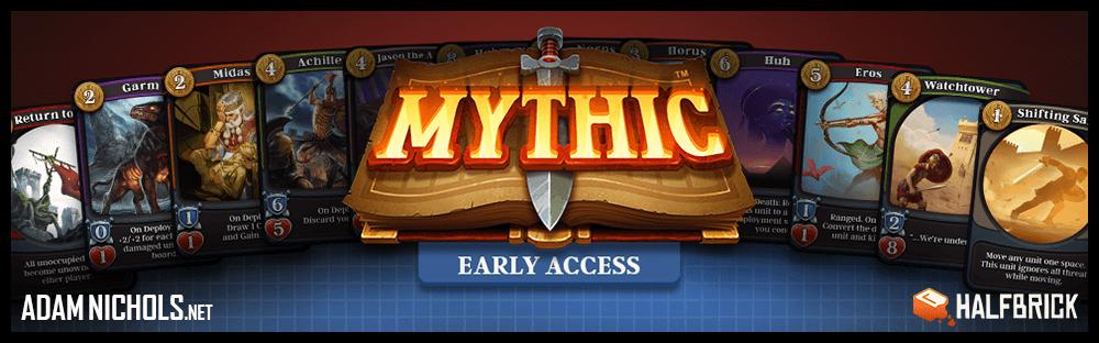 Mythic - Social Media Banner