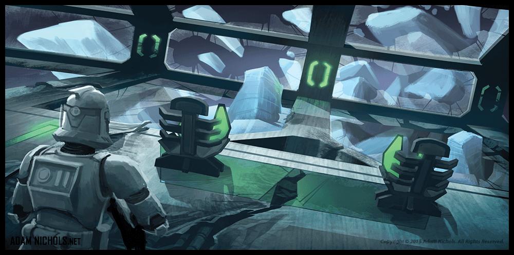 Clonewars - The Republic Heroes Artwork