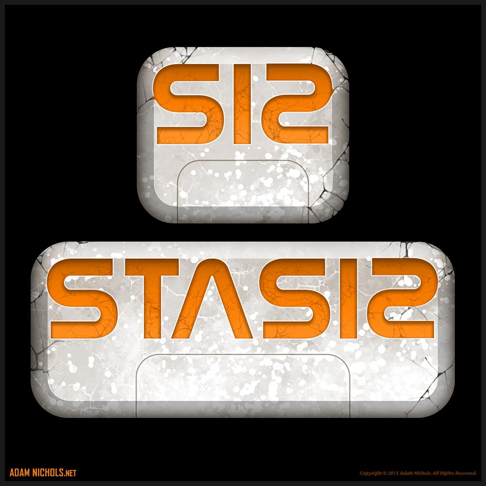 Stasis - Logo Concept Design