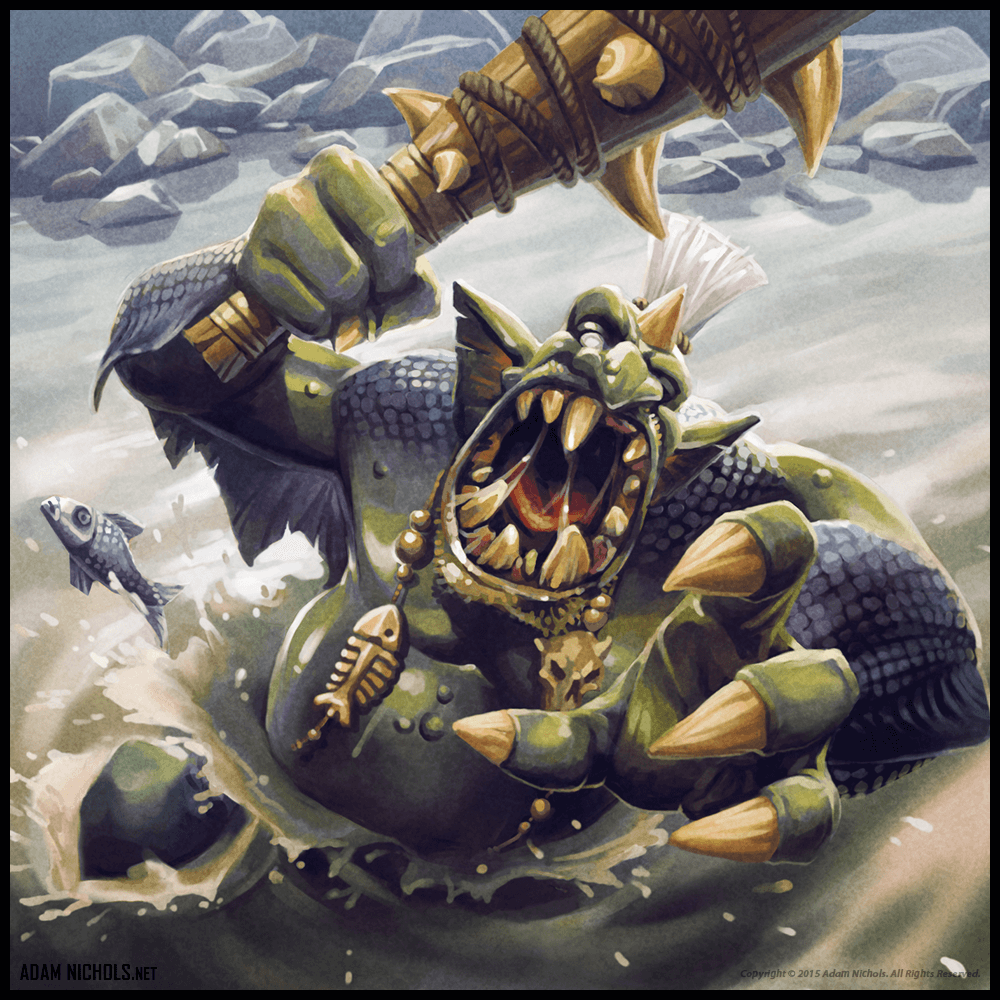 Warhammer Invasion - Variant Card Artwork